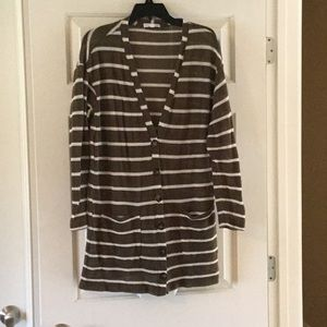 Nordstrom socialite sweater: size large